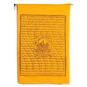 Gebetsfahnen Manjushri (25 Blatt) 850 cm M