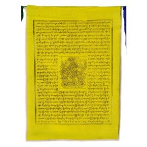 Gebetsfahnen Mikha-Dhadok  (25 Blatt) 850 cm BW