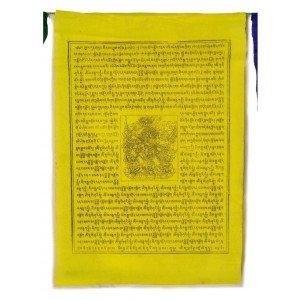 Gebetsfahnen Mikha-Dhadok (25 Blatt) 850 cm P