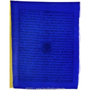 Gebetsfahnen  Baumwolle (25 Blatt) SAMA NEDU 8,25m