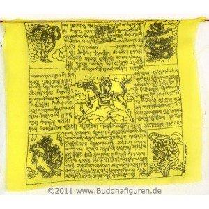 Gebetsfahnen (25 Blatt) 850 cm