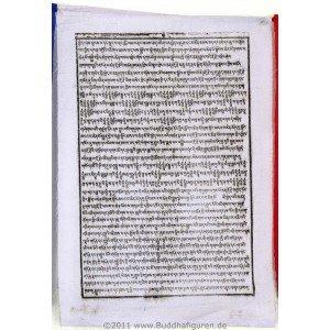 Gebetsfahnen  Baumwolle (25 Blatt) DUKAR 8,25m