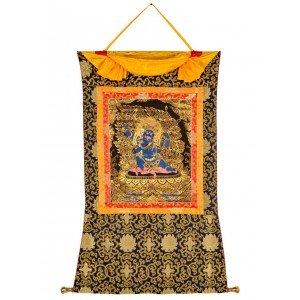Thangka - Mahakala golden