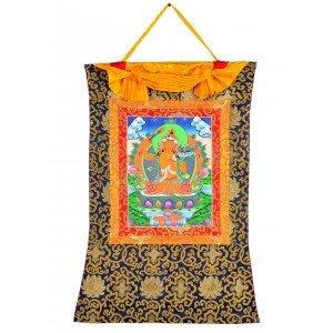 Thangka Manjushri 58 x 85 cm 2