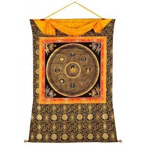Thangka Mandala Shakyamuni Mantra 121 x 152cm