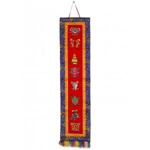 Wandbehang Tashi Tagey 136x34 cm