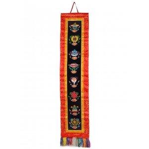 Wandbehang Tashi Tagey 160x37 cm