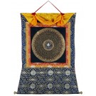 Thangka Mandala Chenrezig 95 x 112 cm