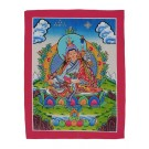 Thangka  Padmasambhava - Guru Rinpoche 23 x 29 cm
