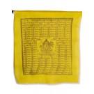 Gebetsfahnen Chenrezig (25 Blatt) 650 cm BW