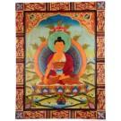 Kloster-Thangka - Shakyamun