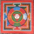 Thangka - Yantra Nr. 5 - 36 x 36cm