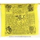 Gebetsfahnen (25 Blatt) 675 cm Baumwolle