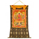 Thangka Amitabha Buddha 82 x 113 cm