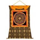 Thangka Mandala Kalachakra Mantra