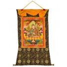 Thangka Padmasambhava - Guru Rinpoche  84 x 112 cm