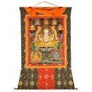 Thangka - Chenresig - Avalokitesvara  99 x 128 cm
