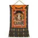 Thangka - Chenresig - Avalokitesvara  78X118 cm